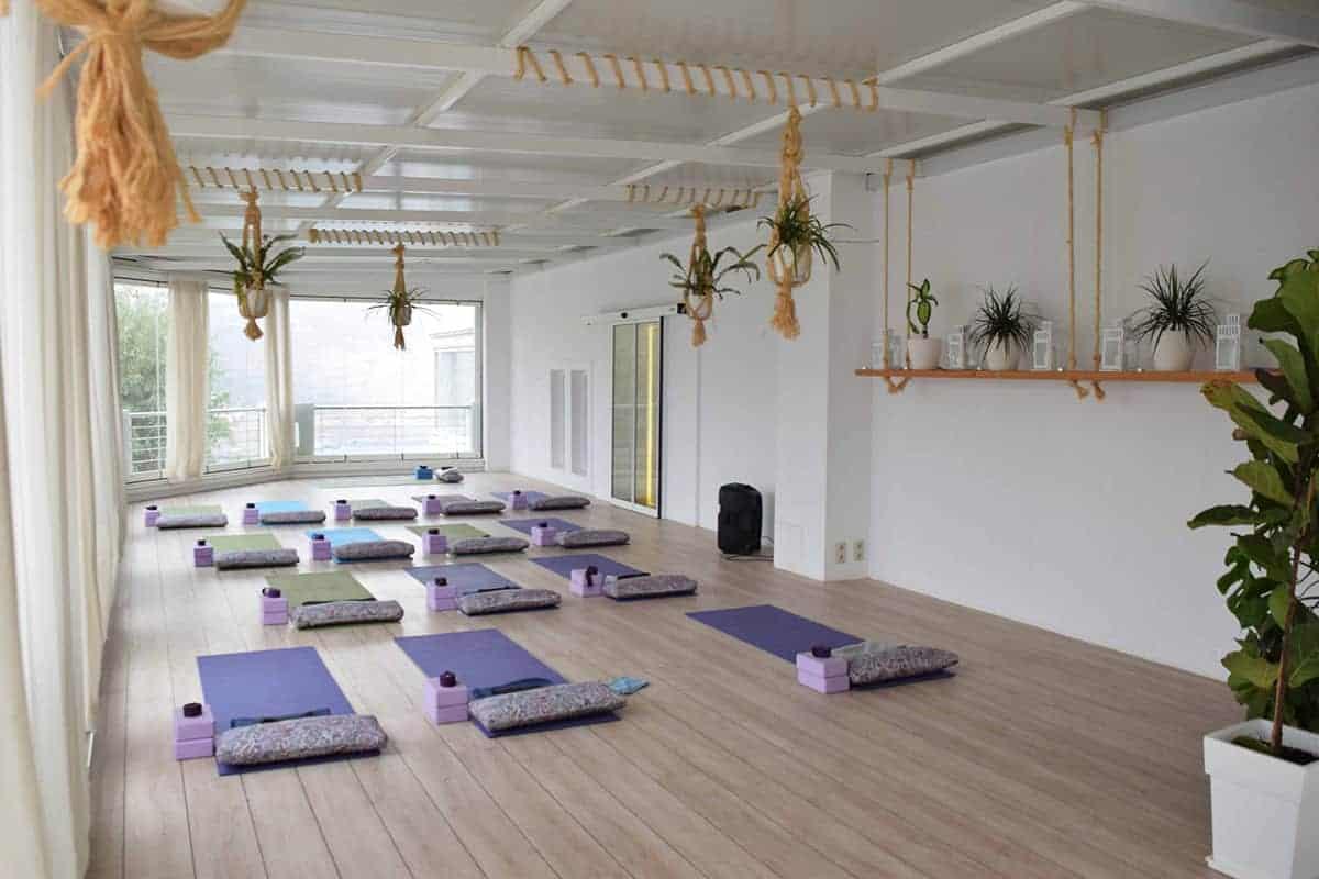 amorgos yoga